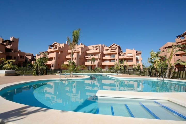 5* Golf apt.close to Mar Menor sea. - Torre-Pacheco - Departamento