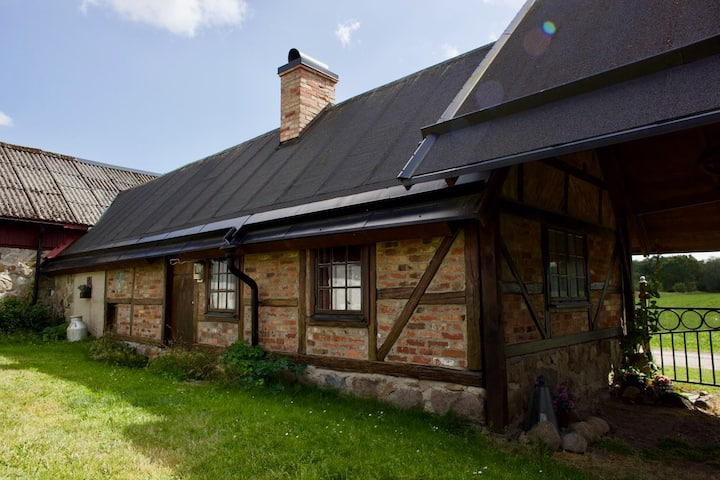 Southern Swedish farm house