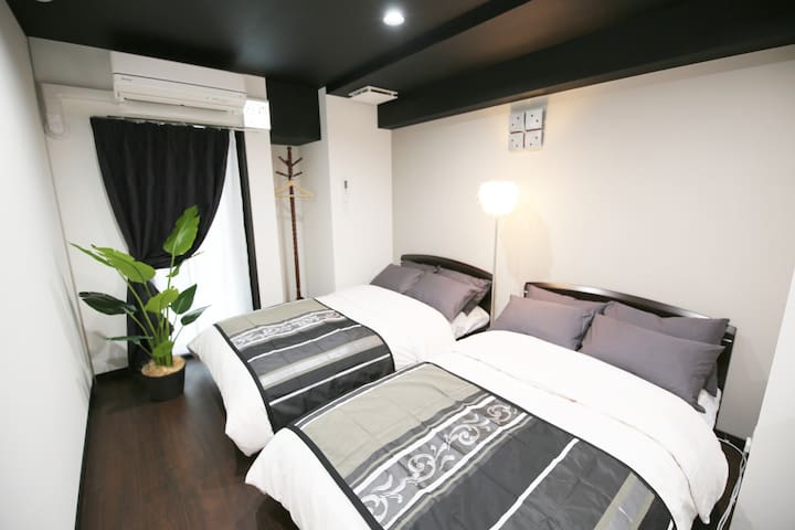 #602NEW!Middle of Yokohama!6mins walk to sta!