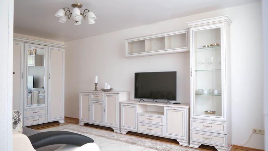 Чудесные апартаменты в центре Минска