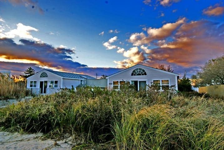 Hamptons Living Steps to the Beach - Westhampton Beach - Casa