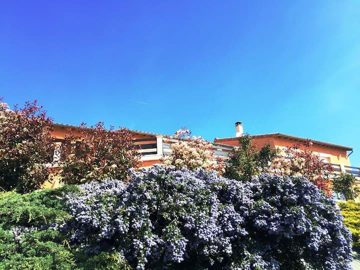 L'Ardèche  tout en couleur et tout en confort- Zen