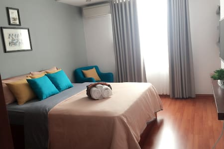 Clean/Cozy Apartment in HO CHI MINH/Free motobik - Ho Chi Minh City - Apartment