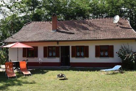 Gezellig vakantiehuis op de Hongaarse poesta