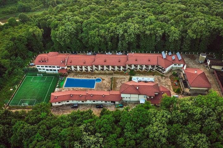 Wellness resort Ostrovche - where a fairy happens