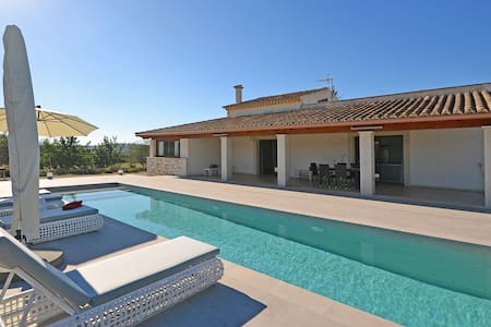 Can Ros - Wonderful house in rural Mallorca
