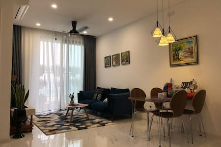 A spacious 1-bedroom apartment in West of Hanoi