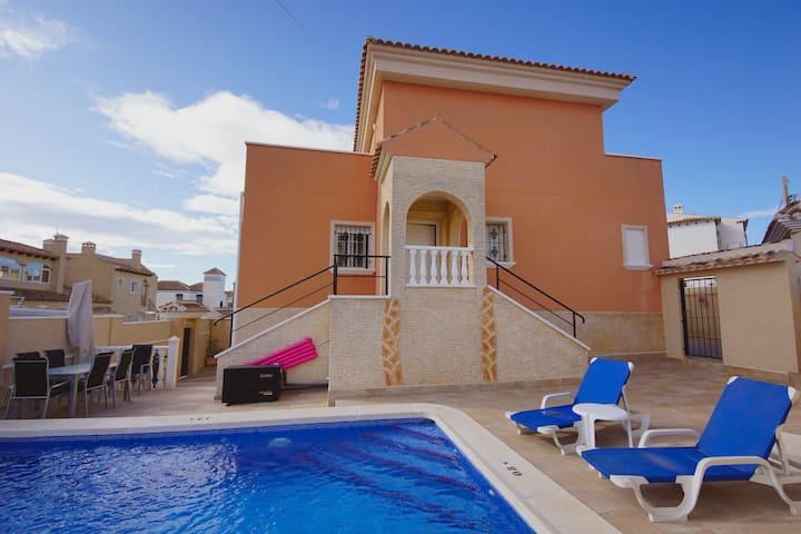 """Private Spanish Villa """"Heart of the Costa Blanca"""""""