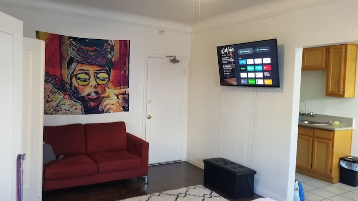 Entire Spacious Studio in Hollywood