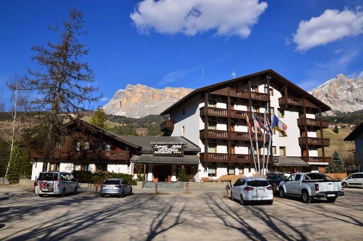 Appartamento con 5 posti letto a la Villa (BZ)