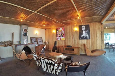 Manulalu Bed & Breakfast: Twin Room 2 with View - Bajawa - Bed & Breakfast