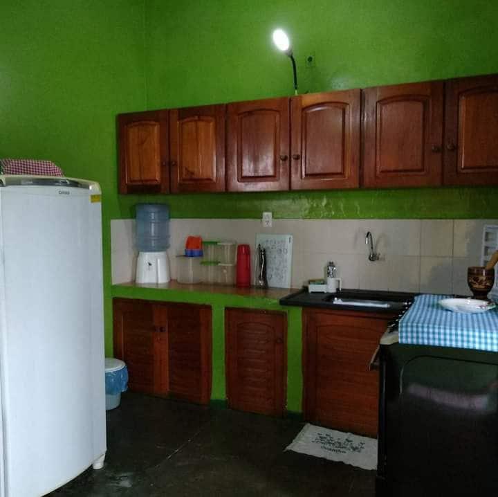 Casa 2 quartos mobiliada e com ar condicionado