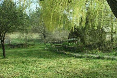 Maison Chalet en pleine nature ! - Beaumont-en-Diois - Talo