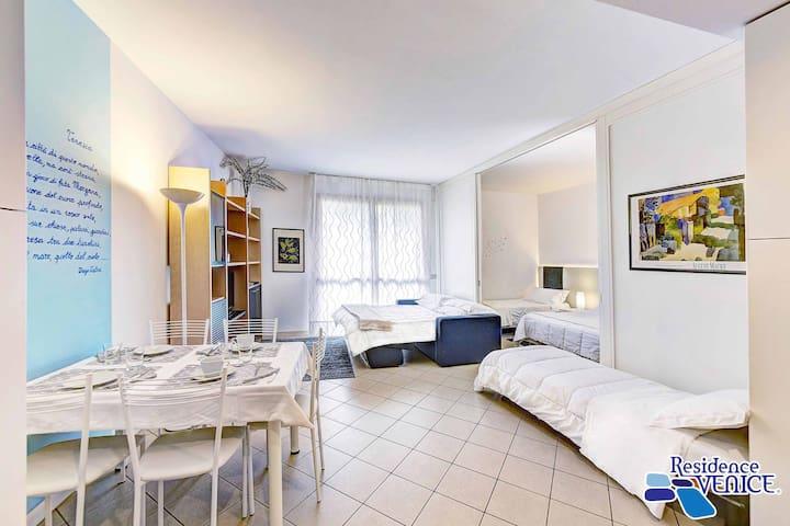 Residence Venice  Luxury Apartment