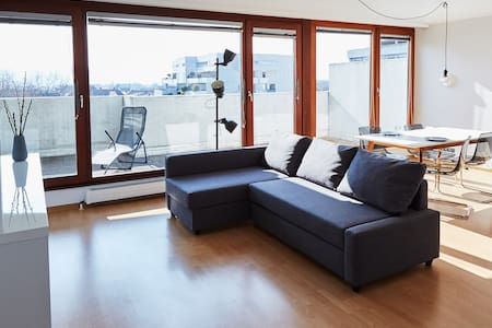 Stylisches Penthouse in Karlsruhe / Durlach