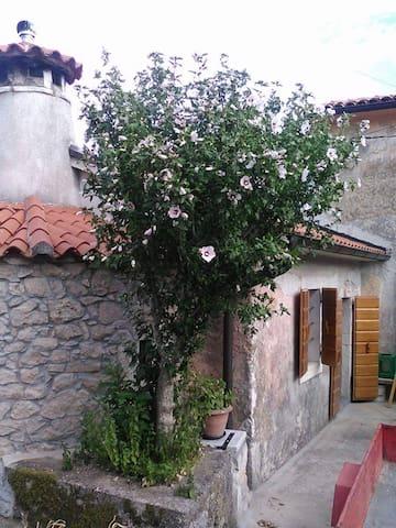 Marinići vacation home ( for 4 persons ) - Mošćenička Draga - House