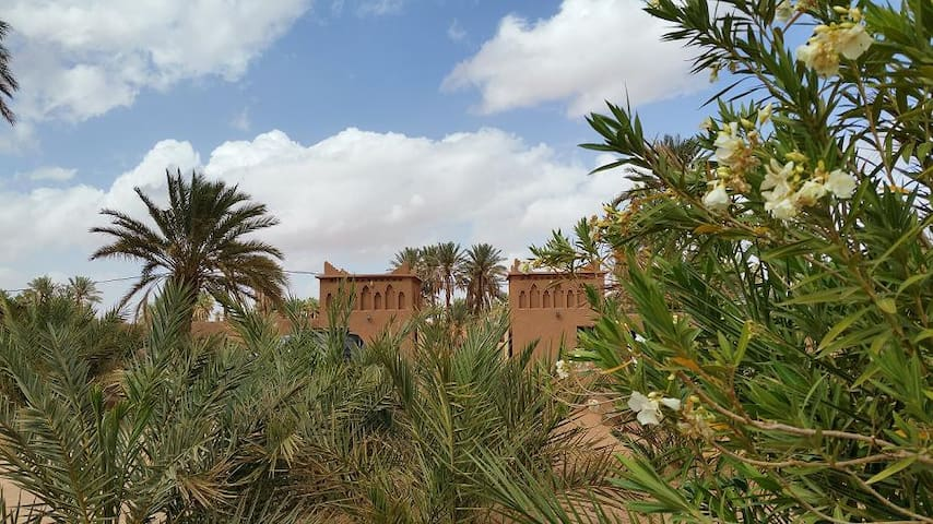 Lakasbah des sables Iaich - Mhamid - Bed & Breakfast