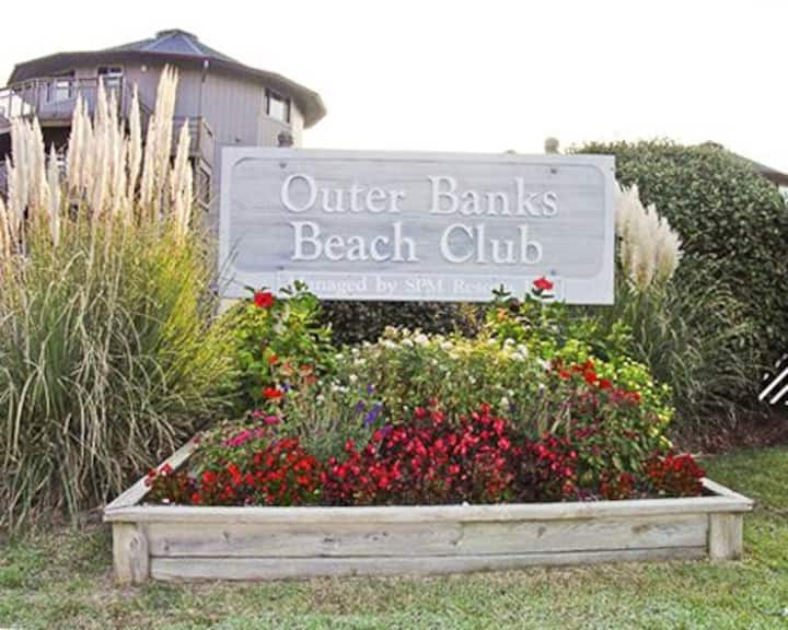Outer Banks Beach Club I - 1 Bedroom