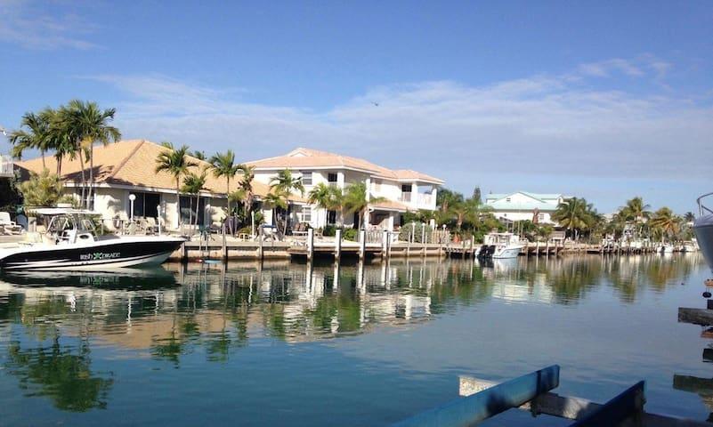 Key Colony Beach Waterfront Property -Florida Keys