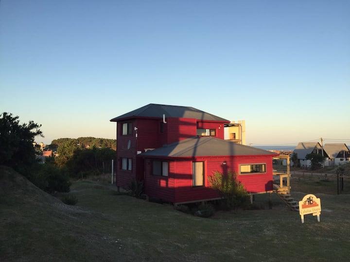 Cabañas Utopía en Punta del Diablo - premium