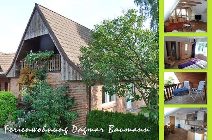 Ferienwohnung in Schwerin - Schwerin - Pis