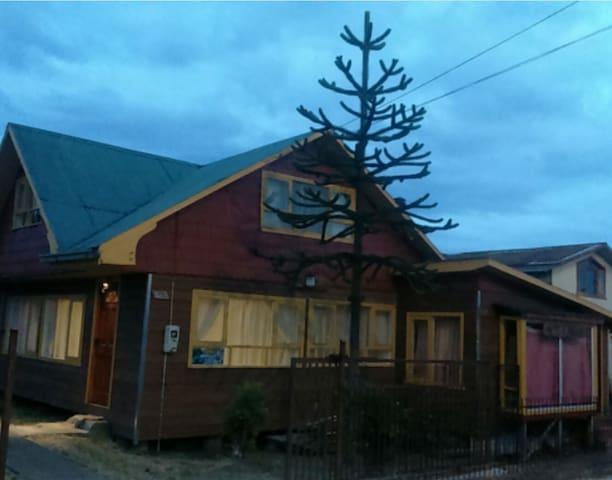 Casona cultural - Dalcahue - Σπίτι