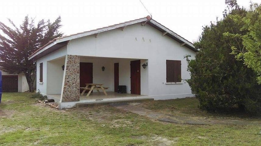Villa 3 chambres proche de l'océan - Vendays-Montalivet - Rumah