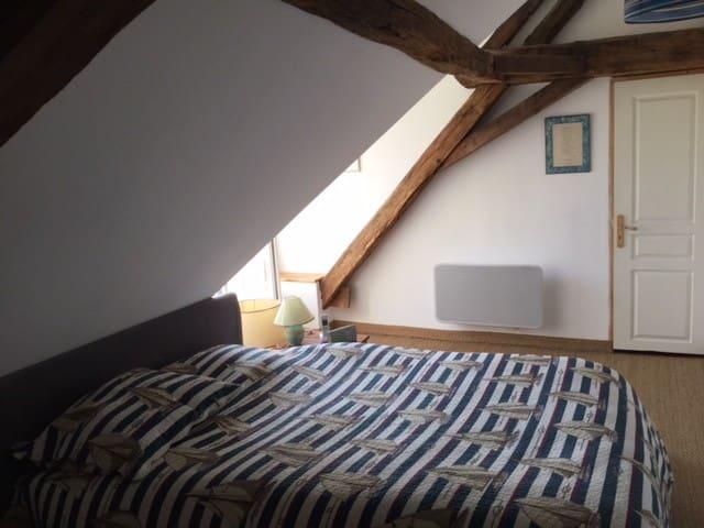 Chambre d'hôte bord de Sarthe proche Angers - Briollay - Konukevi