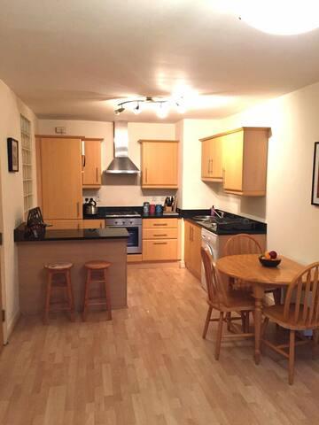 lovely cozy one-bedroom apartment Bray
