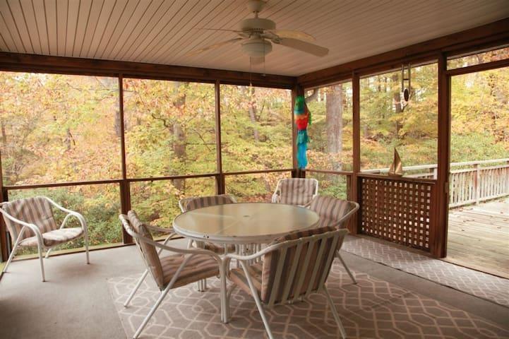 Outdoor Deck Photo 3 of 7