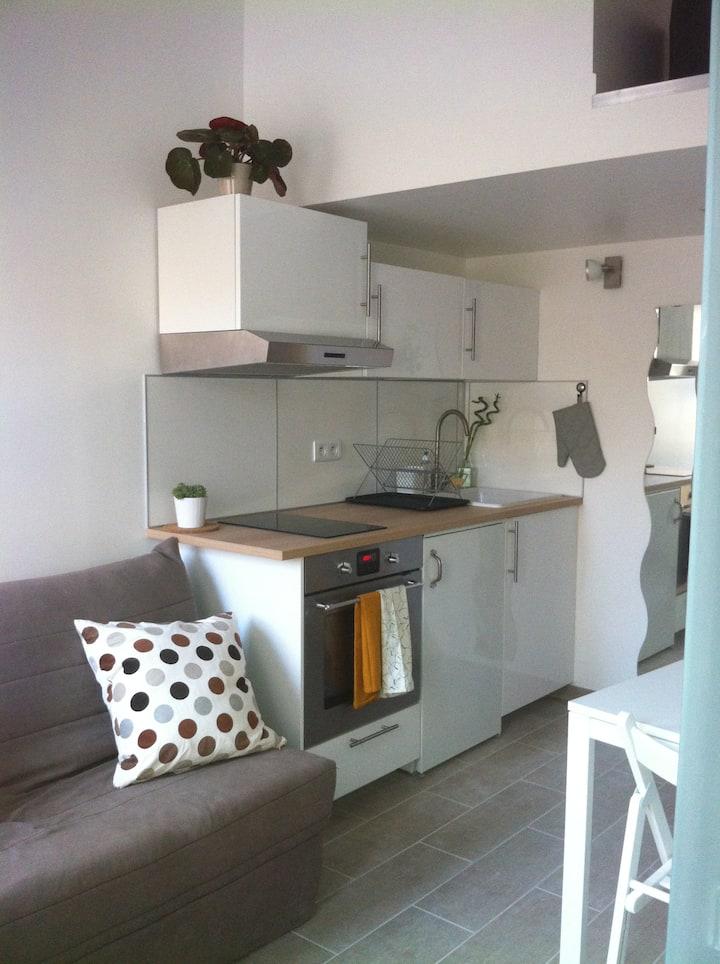 Studio de charme en Avignon