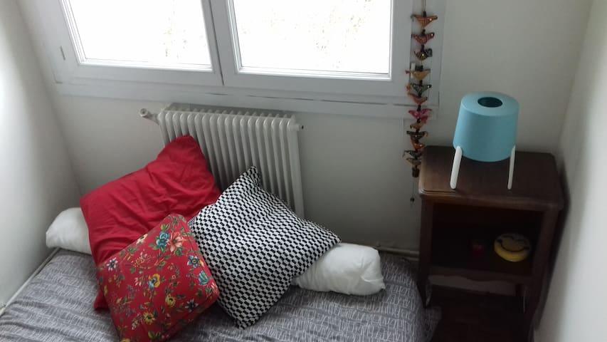 Chambre cozy et charmante sur Bordeaux!
