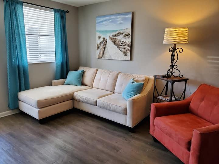 2 Bedroom Beach Apartment
