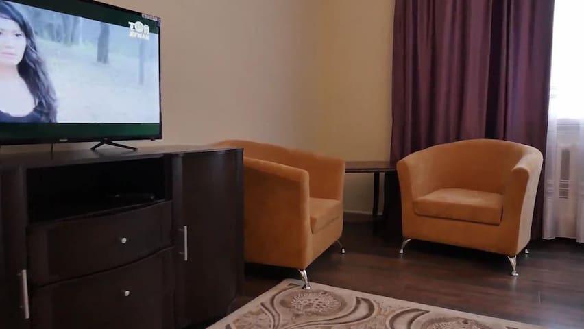 Отель Салтанат - Taldykorgan - Butik otel