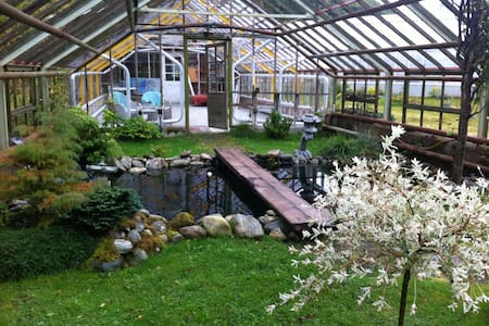 Meretes Garden - yoga, spa, retreat - Valldalen