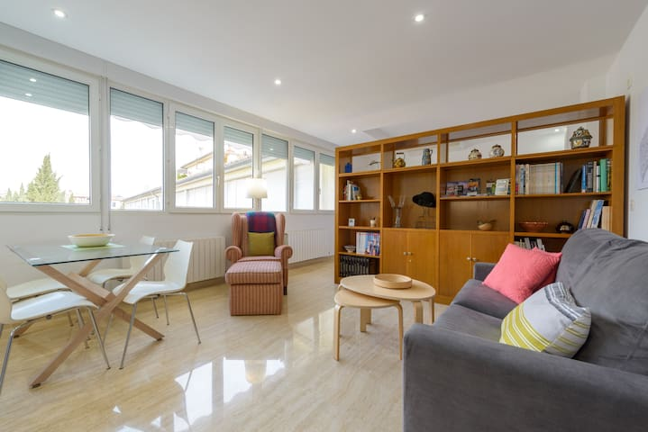 Loft Cuarto Real charming  +Parking + Terrace