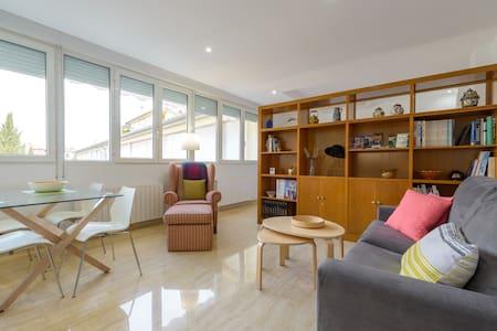Loft Cuarto Real charming  +Parking + Terrace