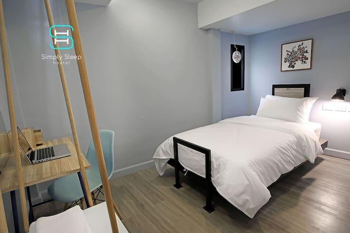 Simply Sleep Hostel - Simply Single Room