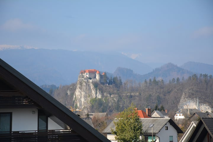 Bled's getaway with a view!