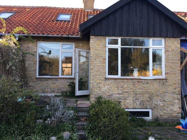 Charmerende rækkehus i Lyngby. - Kongens Lyngby - Dom