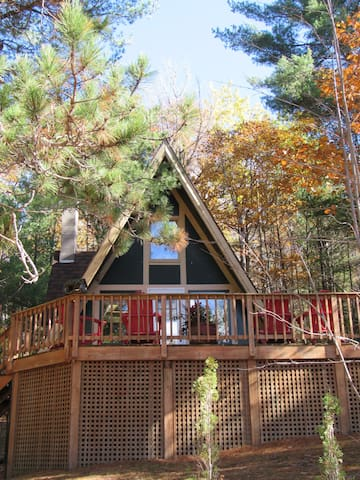 The 46 er romance nature adventure vacation for Wilmington ny cabin rentals