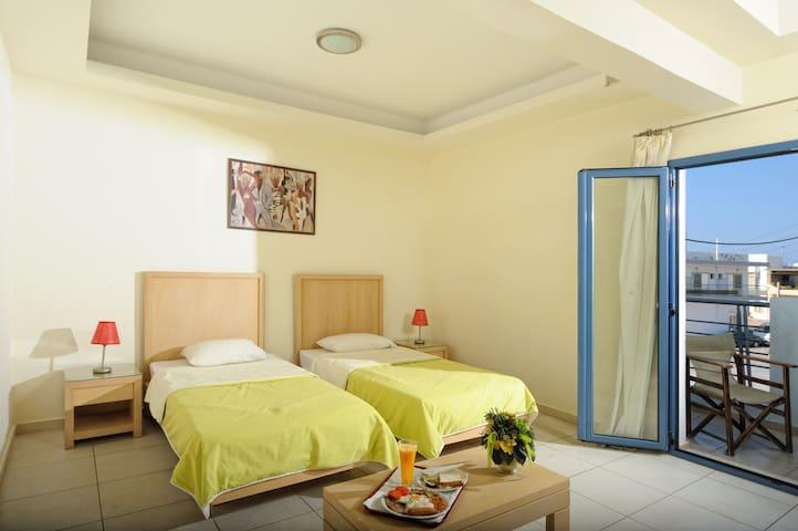 Town Center Cozy Apartment - Malia - Appartement
