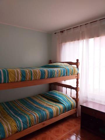 Dormitorio 3 con Camarote