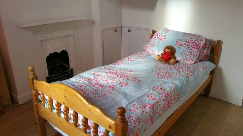 Nice single room near Bath city centre