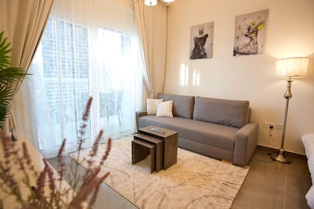 Brand new luxury apartment in Masdar city 203A