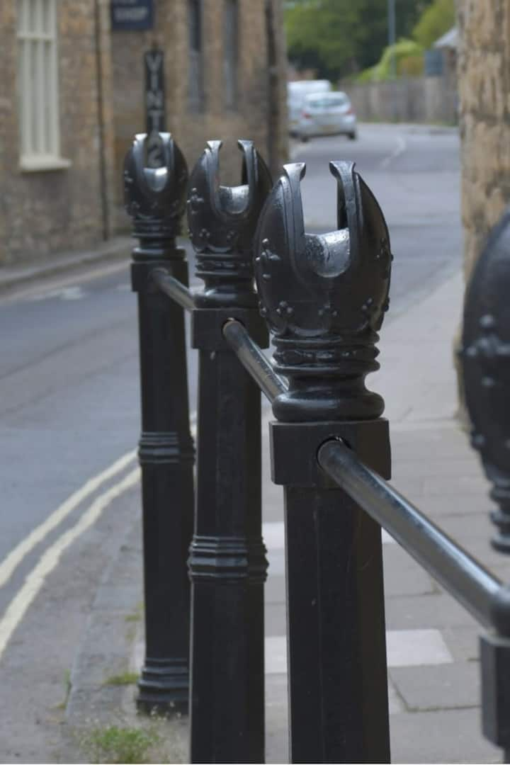 Splendid street furniture