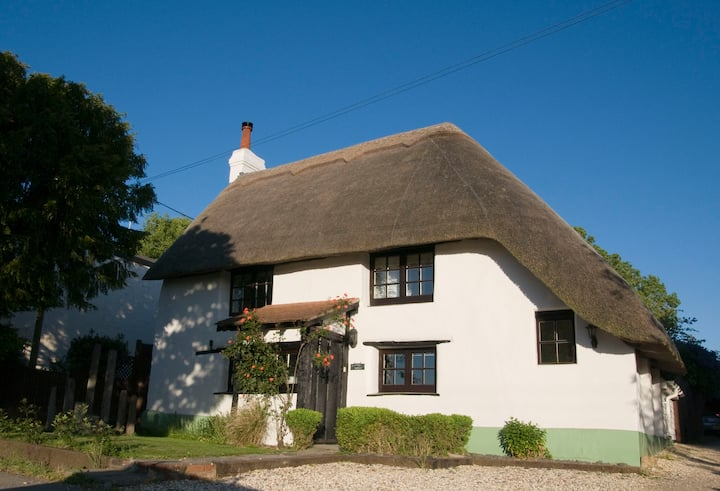 New Forest cottage.  Very close to Paulton's Park.