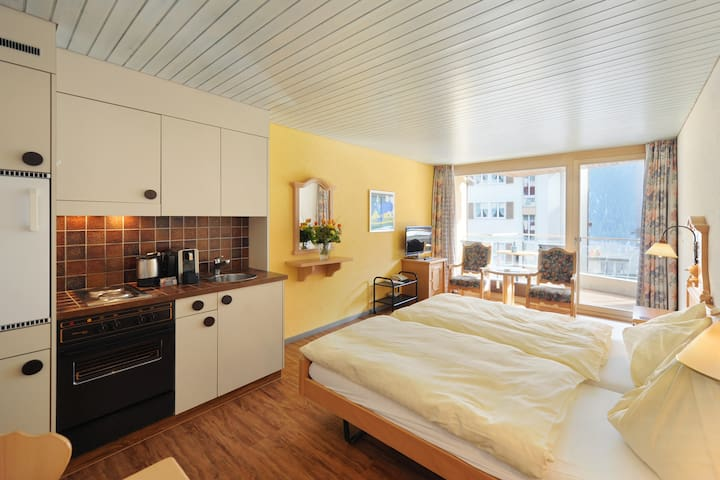 Studio Aparthotel Eiger