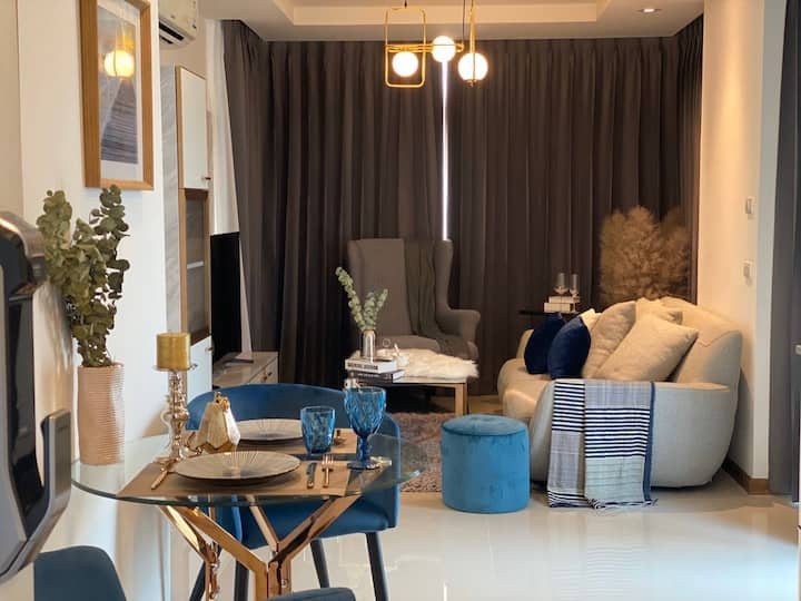 Luxury condo in Nimman area