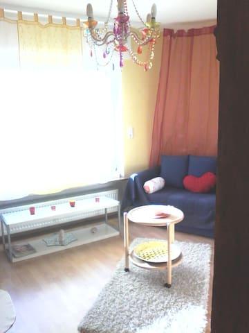 Helles Zimmer im Herzen Baden-Badens - Baden-Baden - Haus